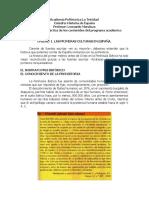 Academia Politécnica La Trinidad - guía de estudio