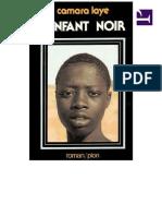 L_enfant Noir - Camara Laye.pdf