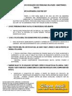 Lista de Defeitos e Possiveis Resoluções Dos Problemas Relatados-convertido