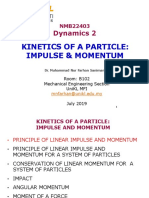 W5 Kinetics of Particle Impulse Momentum (Ch15)
