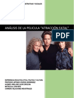 ANALISIS  DE PELICULA