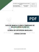 5. Guia de Manejo Clinico Temprano de Maloclusion Clase II_2.pdf