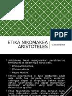 ETIKA NIKOMAKEA ARISTOTELES