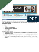 caso clinico esofago