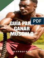 Si quieres ganar musculo, no lo dudes mas.pdf