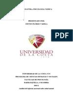 Análisis del informe nacional sobre salud mental colombiano