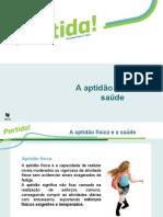 A Aptidão Física e a Saúde