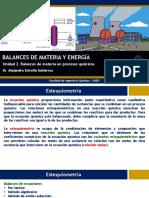 2. Balances de Materia en Procesos Químicos
