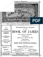 1891 01-03 Lessons on the Book of James