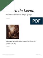 Hidra de Lerna - Wikipedia la enciclopedia libre.pdf