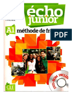 Écho junior  méthode de français, A1 by Gibbe, Colette Girardet, Jacky Pécheur, Jacques (z-lib.org).pdf