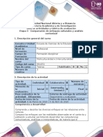 Guía de actividades y rúbrica de evaluación -  Etapa 3 - Comparación de enfoques culturales y análisis contextual (1)