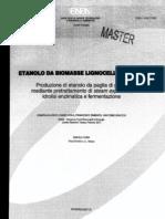 Etanol de Biomasa Lignocelulosa no