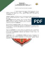 ACTIVIDAD 12 ----LA CONSTITUCION POLITICA DE COLOMBIA