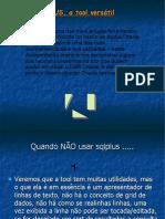 Apresentação ENPO-2008  SQLPLUS