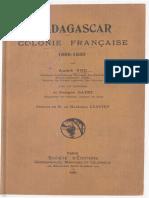 Madagascar coonie francaaaise