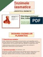 Enzimele plasmatice