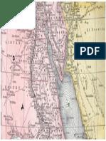 Mapa Egipto Antiguo