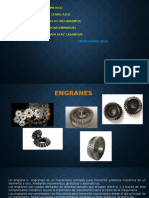 ENGRANES UNIDAD 3 analisis y sintesis de mecanismos