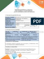 Guía actividades y rúbrica evaluación - Tarea  3 - Proceso Administrativo- Dirección- Control (1)
