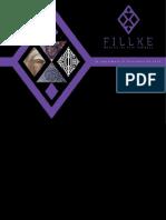 Catálogo FILLKE