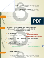 CASACION  2-2019  SPT -AUTO DE CALIFICACION -IVAN GOMEZ TORRES