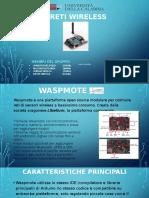 Proyecto con módulo WIFI