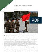 Revista Ópera - A construção do estado nortecoreano, Pt. 1