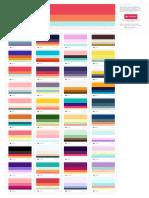 Color Hunt - Trendy Color Palettes