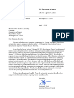 2020-04-02 DOJ to CEG - Footnotes From 'Crossfire' IG Report