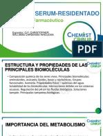 Bioquímica - 1 Conceptos Generales