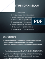 konstusi dan islam-1