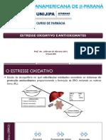 Aula-Estresse oxidativo
