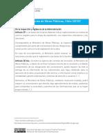 5.- Incumplimento - Ley de Concesiones de Obras Publicas - Chile (2010) v1