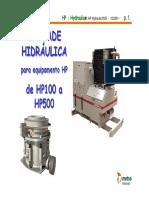 Hidráulica HP Resumido Português