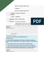 Paso 4 - Responder cuestionario de segmentación de...