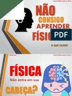 NÃO CONSIGO APRENDER FÍSICA.pdf