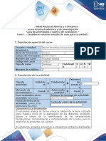 Guía de Actividades y Rúbrica de Evaluación_Fase 1_establecer Solucion Para Estudio de Caso Unidad 1_Viejo 2018