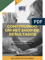 E-book - Construindo um Pet Shop de Resultados II