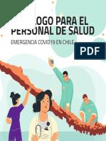 decalogo para el personal de salud pdf