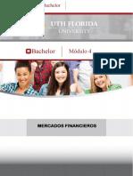 Módulo 4. Mercados Financieros