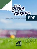De la pizarra al césped - Álvaro Bernal