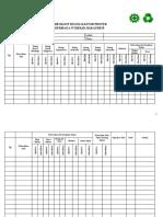 checklist ruang kantor Proyek fix