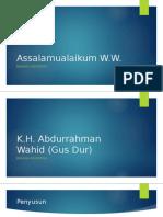 PPT ABDURRAHMAN WAHID.pptx