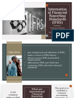 International Financial Reporting Standards powerpoint