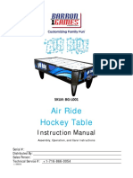Air Ride Hockey