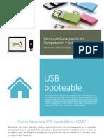 A - USB booteable