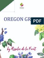 Oregon Grape eBook October 10