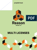 Multi Licenses