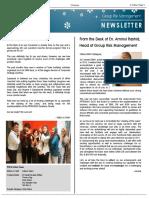 GRM Newsletter - December 2014